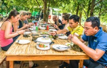 Small Group Angkor to Phnom Penh By Bicycle Tour (7 Days)
