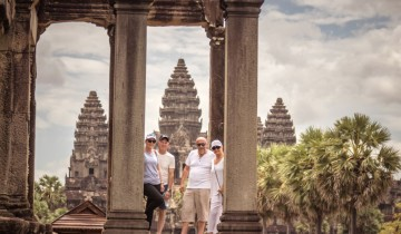 A picture of Small Group Essential Angkor Temples Discovery (4 Days)