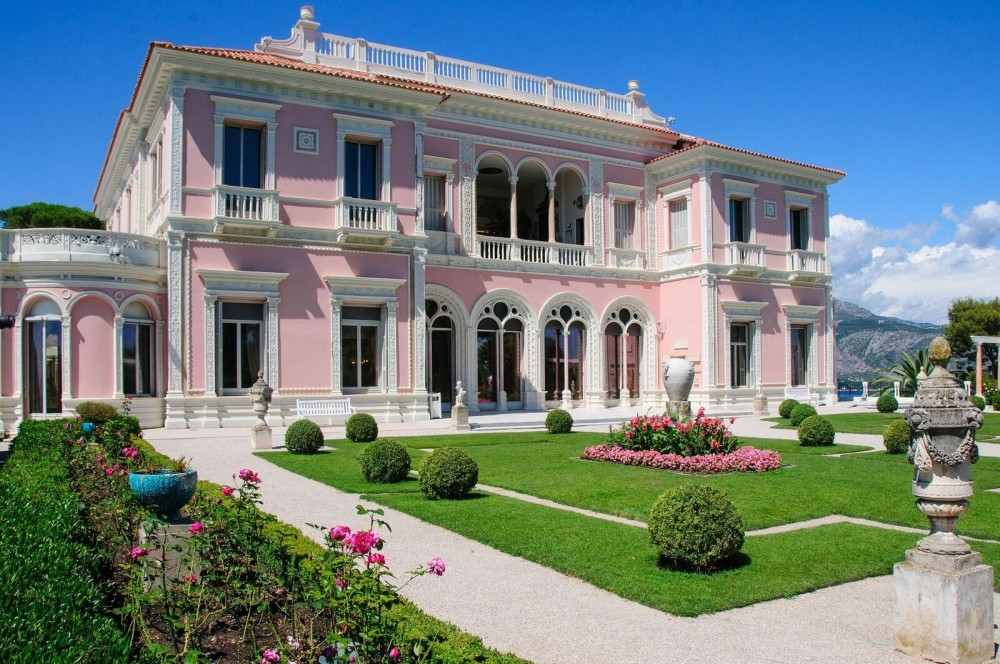 Private Shore Excursion: The American Riviera from Cannes