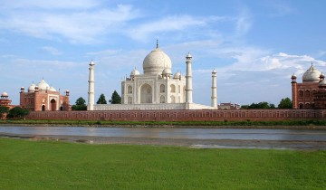 A picture of 2-Day Private Tour to Taj Mahal & Agra from Jaipur