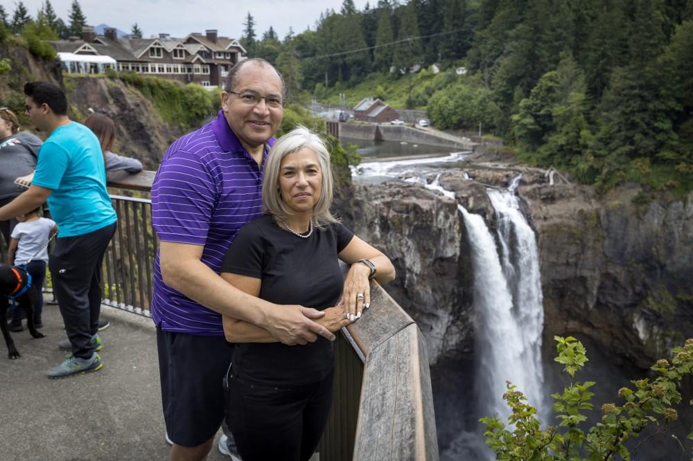 Seattle Winery + Waterfall Tour