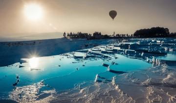 A picture of Istanbul, Ephesus, Pamukkale & Cappadocia (8 Days / 7 Nights)