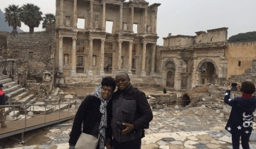 A picture of 3 Days - Ephesus & Pamukkale & Pergamum Tour from İstanbul