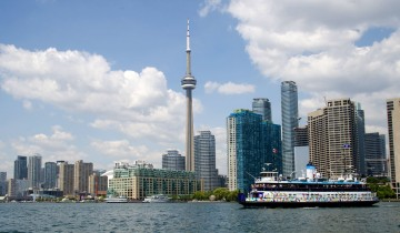 A picture of Canada: Across Ontario & Quebec