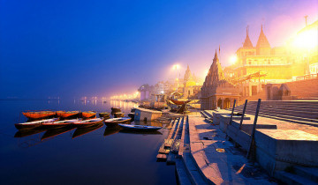 A picture of 10 Days - Golden Triangle with Holy City Varanasi