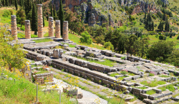 A picture of 2 Day Delphi Tour From Athens - First Class