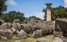 3 Day Classical Tour From Athens - Tourist -Class