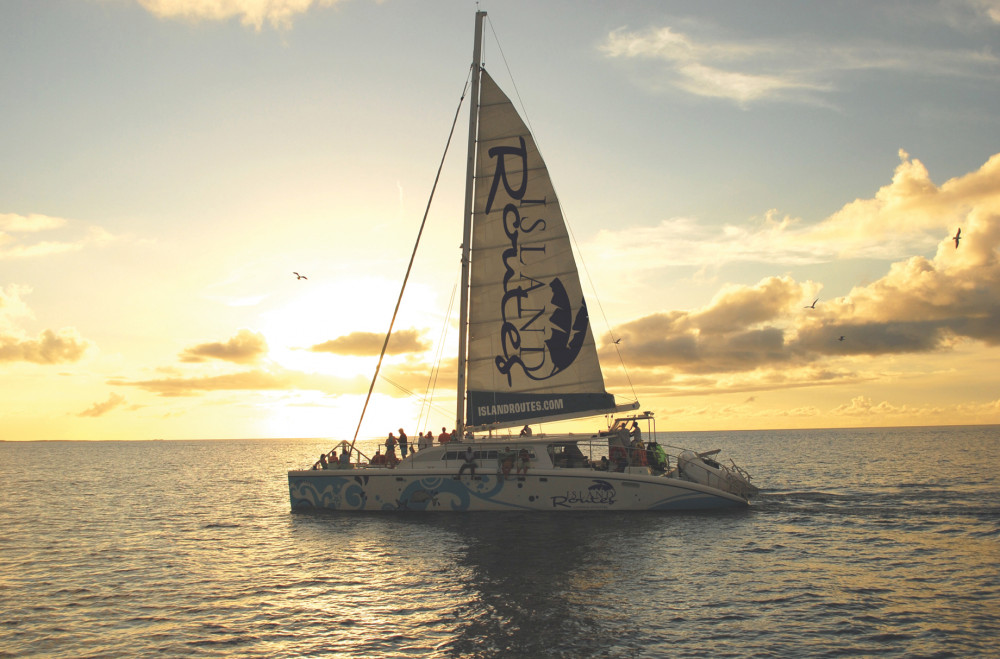 Reggae Sunset Catamaran Cruise From Montego Bay