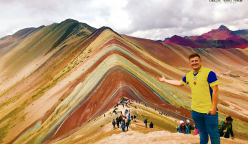 A picture of Cusco 5 Days / 4 Nights Rainbow Mountain