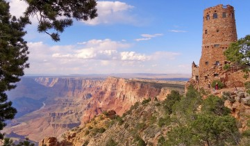 A picture of Private Grand Canyon South Rim Overnight Tour from Phoenix