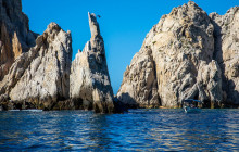 Los Cabos Arch Glass-Bottom Boat Tour