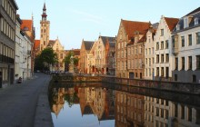 Bruges, Belgium Day Tour from Paris with Pickup