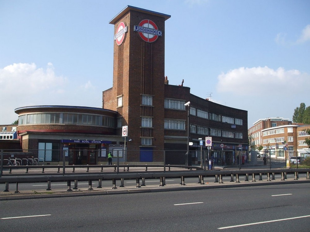 Park Royal Tube Station