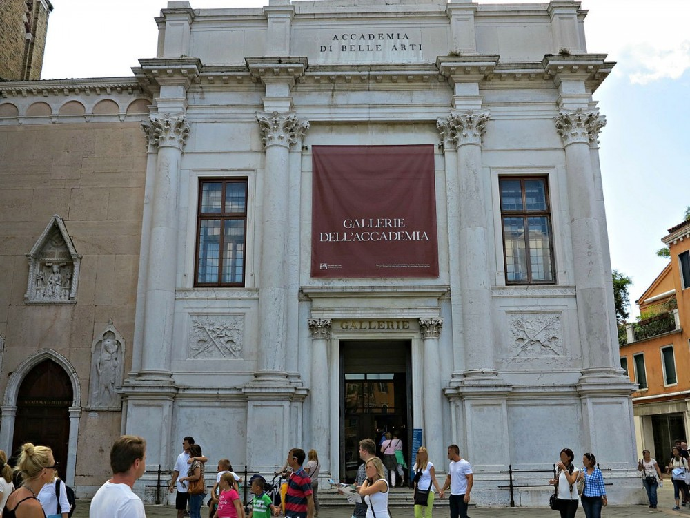 The Accademia Gallery of Florence
