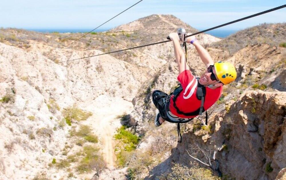Los Cabos Zip Line Tour
