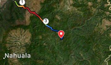 A picture of Trek from Xela to Lake Atitlan
