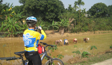 A picture of Cycling Ninh Binh - 2 Days