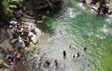 Natural Pool River Nature Walk