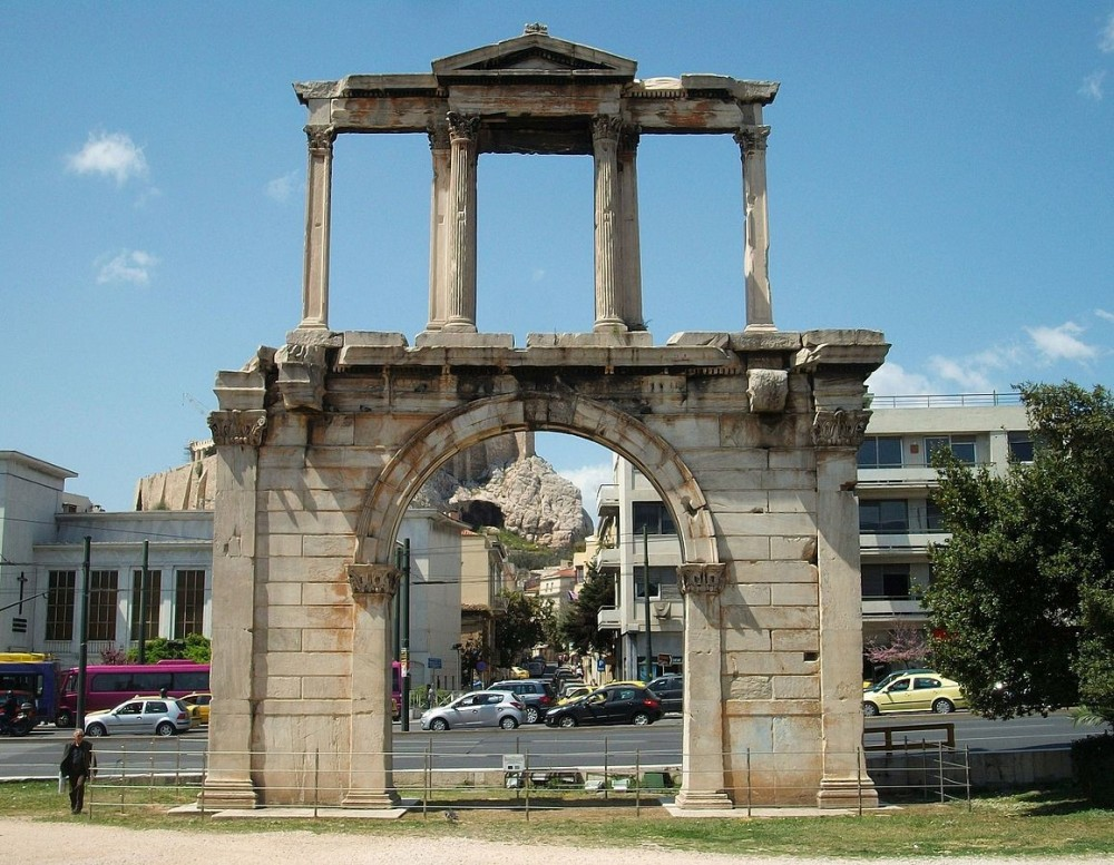 Arch of Hadrian (Athens)