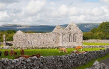 Kilmacduagh monastery