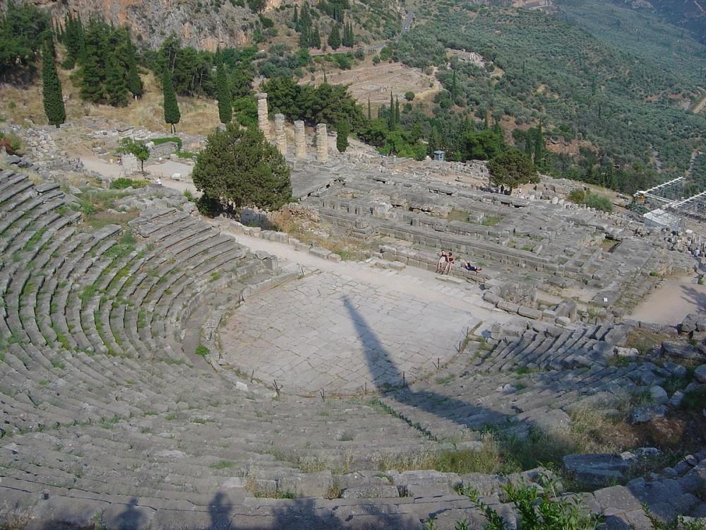 The Theatre (Delphi)