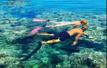 Private Ras Mohamed Park by boat from Sharm El Sheikh