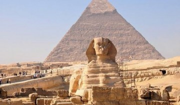 A picture of 2N/2D Cairo Package with Giza, Sphinx + Egyptian Museum