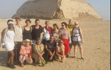 Private Memphis, Steps Pyramid, Dahshur + Meidum Pyramids