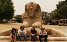 Private Memphis, Steps Pyramid, Sakkara, Pyramids + Sphinx Tour