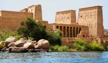A picture of 5 Days Nile Cruise from Luxor To Aswan