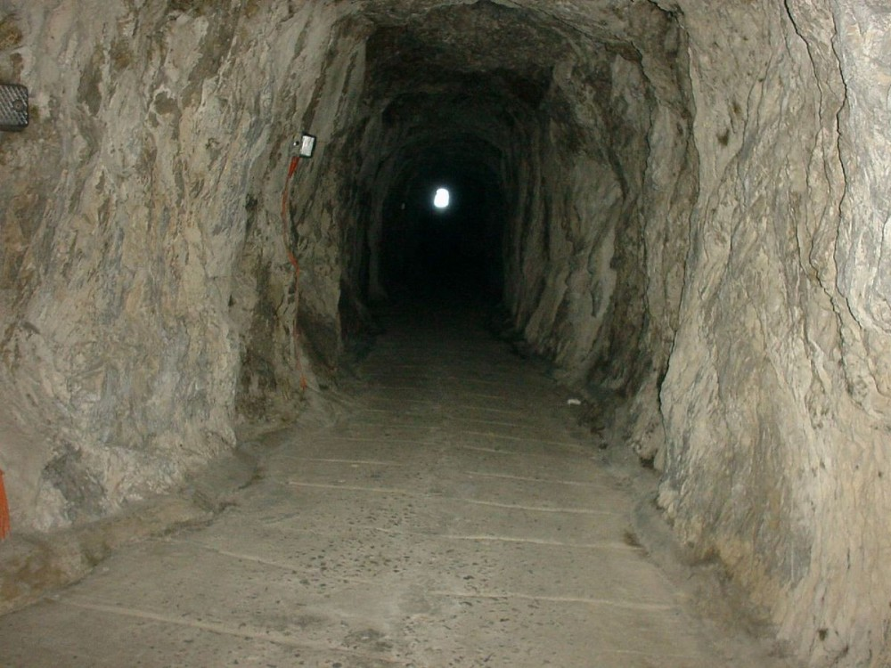 Great Siege Tunnels