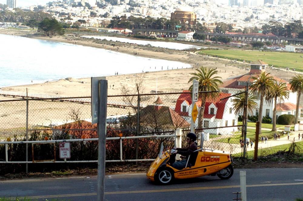 San Francisco Golden Gate Park And More