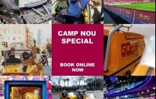 FC Barcelona Stadium Tour + GoCar
