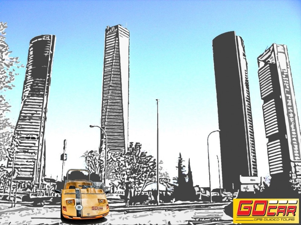 Gocar Tours Madrid