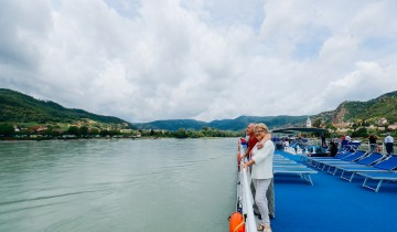 A picture of MS Crucestar 4* Cruise: Vienna - Fetesti