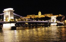 Budapest By Night with Dinner + Folk Dance Show
