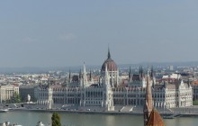 Budapest City Tour with Gellert Spa Experience