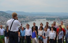 Grand City Tour with Panoramic Views + Parliament