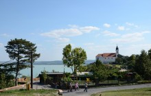 Lake Balaton and Herend from Budapest