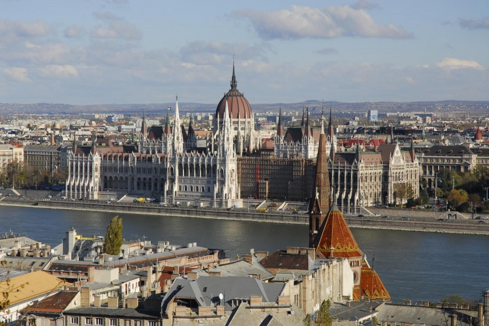 Hungarian Parliament Tour - Non EU Citizens