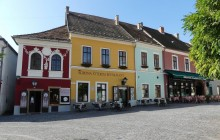 Szentendre Artists' Village + Boat Tour