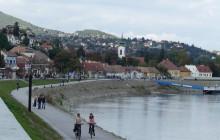 Szentendre Bike & Boat Tour from Budapest