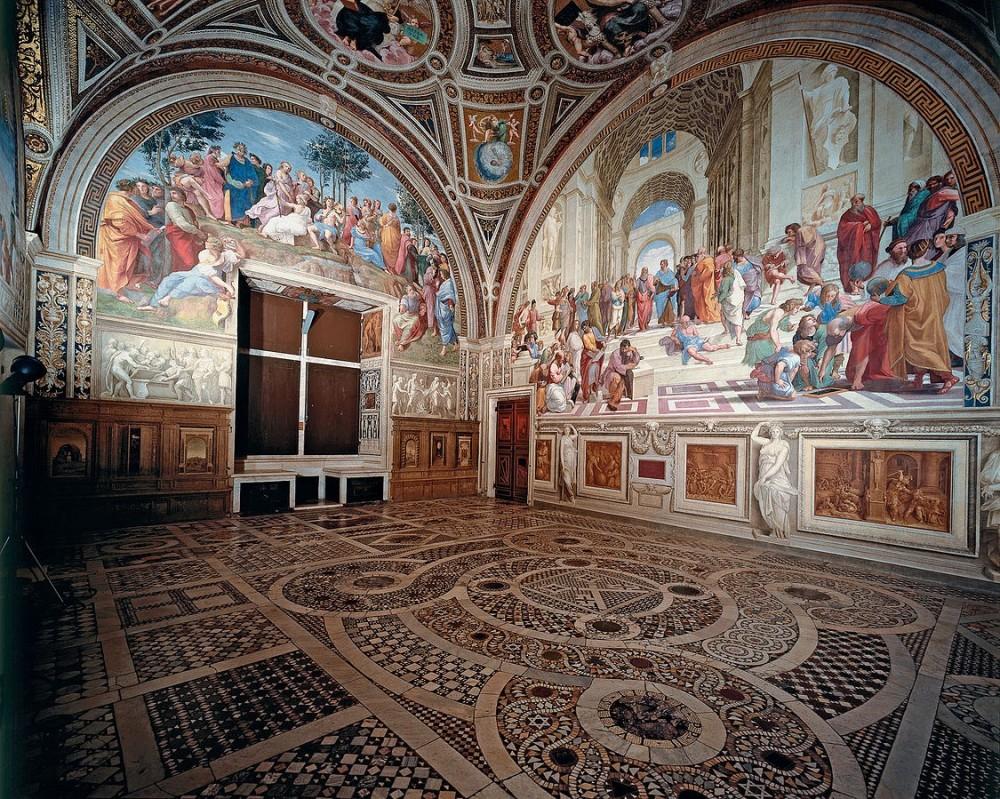 Raphael Rooms
