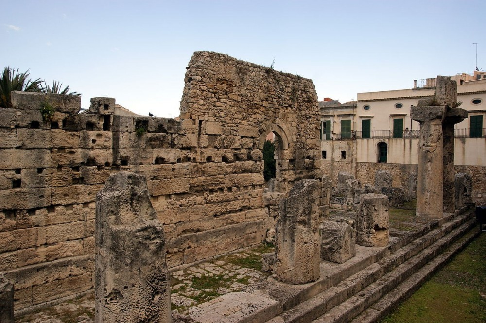 Temple of Apollo (Syracuse)
