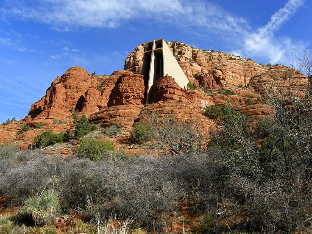 Chapel of the Holy Cross (Sedona, Arizona)