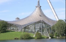 Deluxe 9.30am Bike Tour with BMW World + Olympic Park