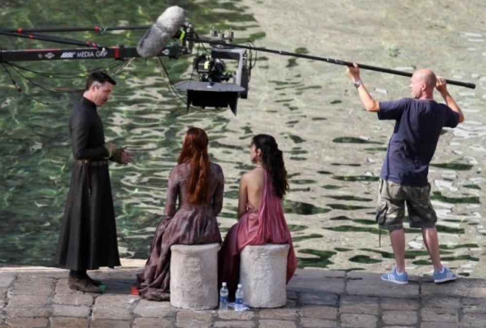 Small Group Games of Thrones Girona Tour