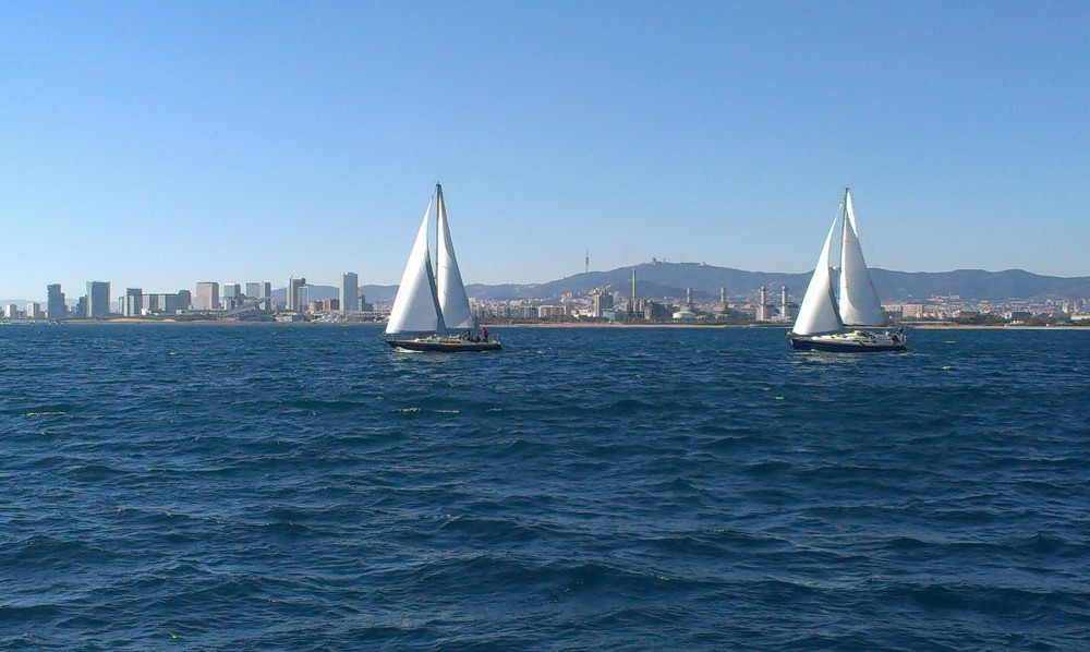 Small Group Mediterranean Sea Sailing Trip from Barcelona