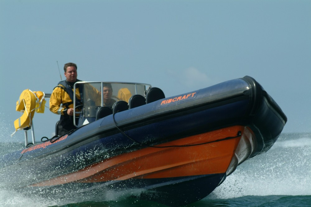 Small Group High Speed Rib Boat Cruise