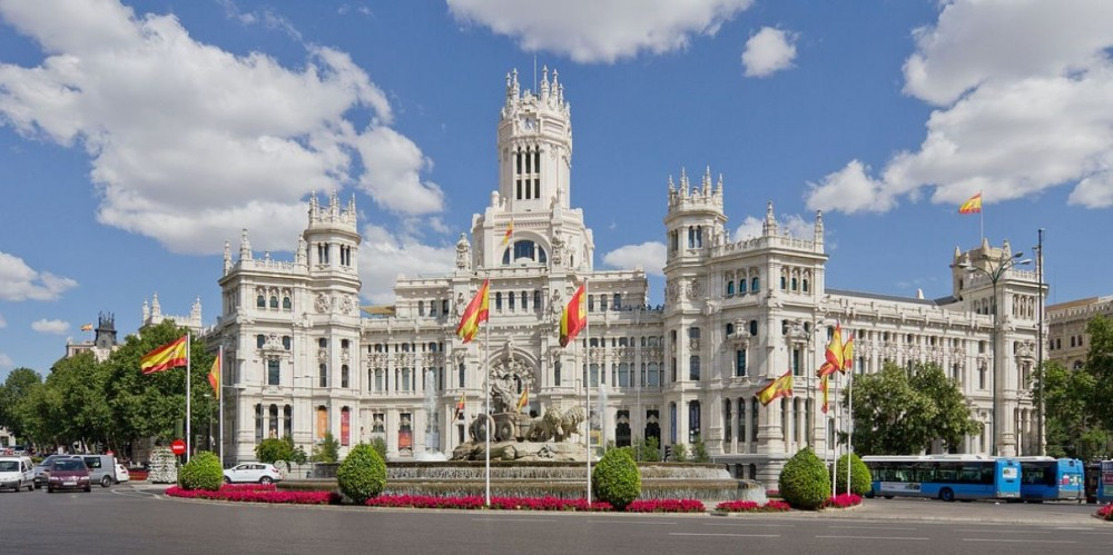 Plaza de Cibeles (Madrid)